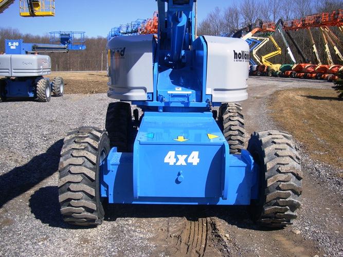 2007 Genie S85-6