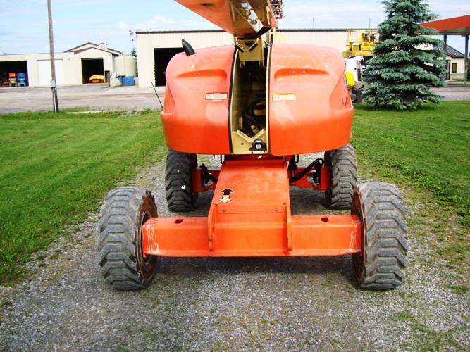 2007 JLG 400S-5