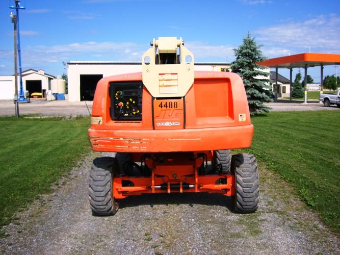 2007 JLG 400S-6