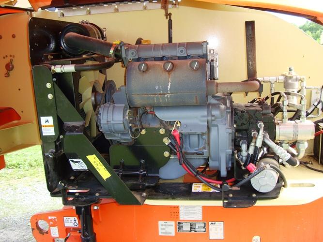 2007 JLG 400S-9