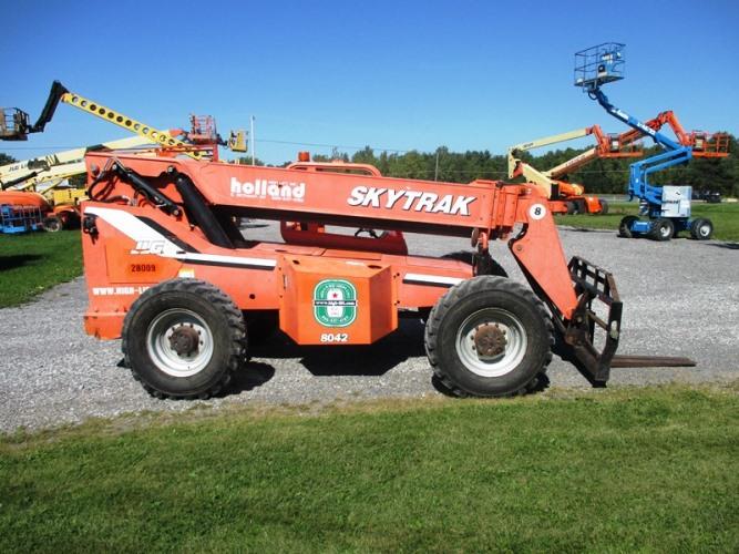 2007 SkyTrack 8042