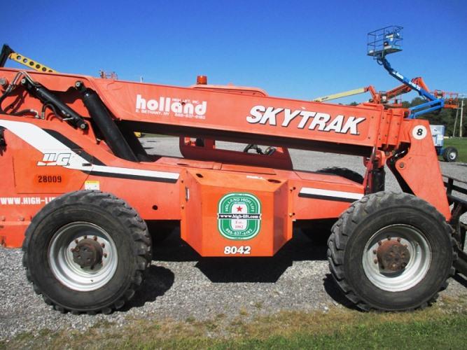 2007 SkyTrack 8042-4