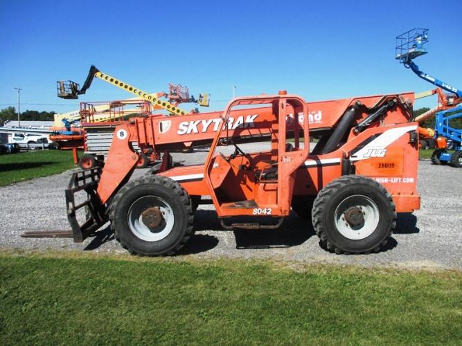 2007 SkyTrack 8042-1