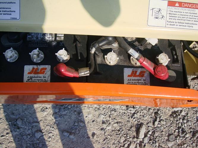 2010 JLG 2646ES-6