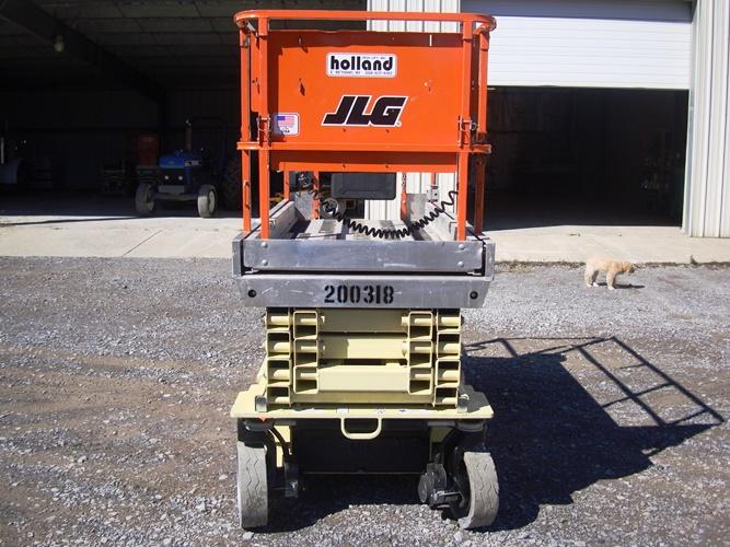 2011 JLG 3246ES-4