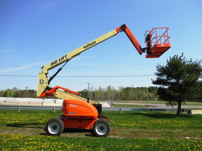 Articulated Boom Lifts