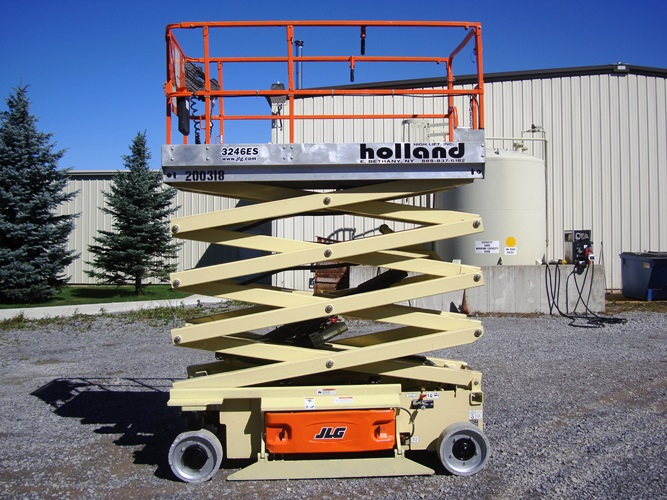 Indoor Scissor Lifts