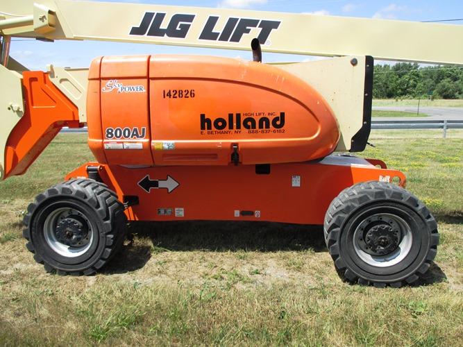 2010 JLG 800AJ-4