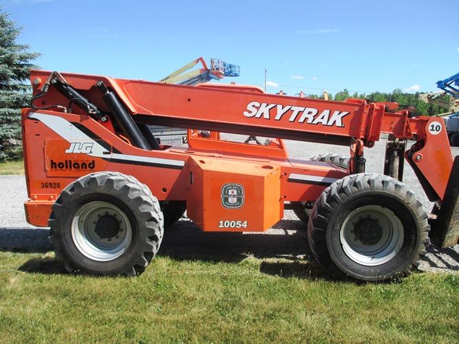 2008 SKYTRAK 10054-4