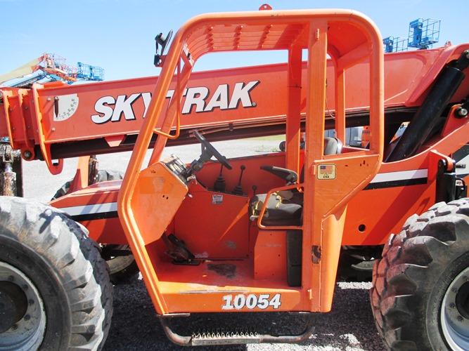2008 SKYTRAK 10054-8