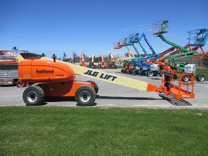 2005 JLG 600S-2