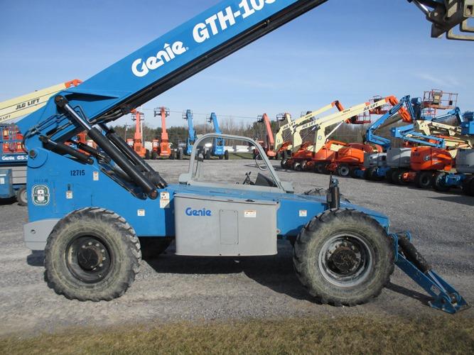 2008 Genie GTH-1056-3