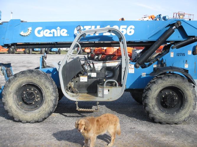 2008 Genie GTH-1056-4