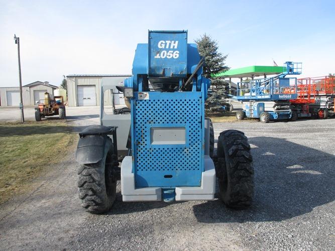 2008 Genie GTH-1056-5