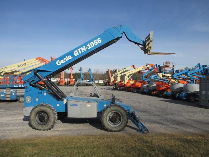 2008 Genie GTH-1056-1