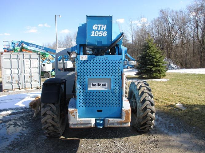2008 Genie GTH1056-5