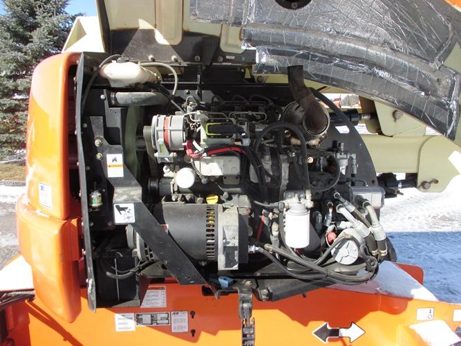 2014 JLG 450AJ II-9