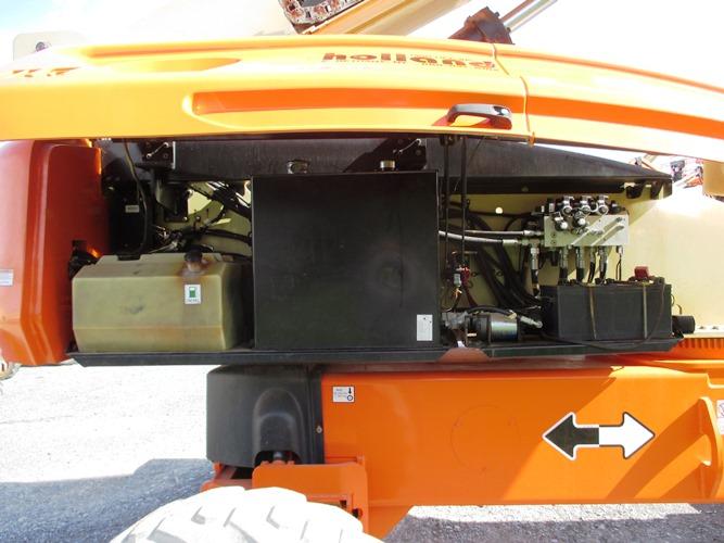 2008 JLG 1350SJP-9