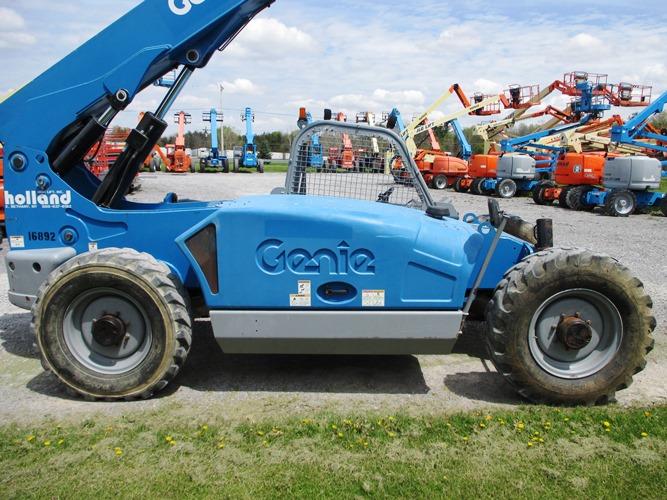2013 GENIE GTH-844-4