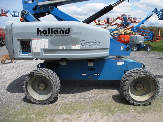 2007 Genie S65-4