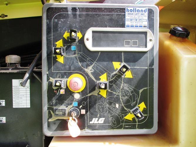 2007 JLG 600S-10