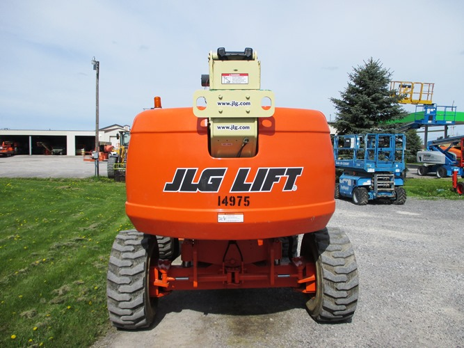 2007 JLG 600S-5