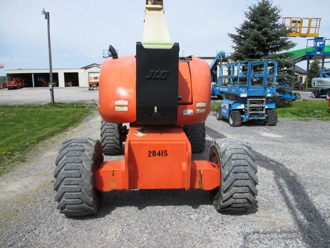 2008 JLG 800AJ-6