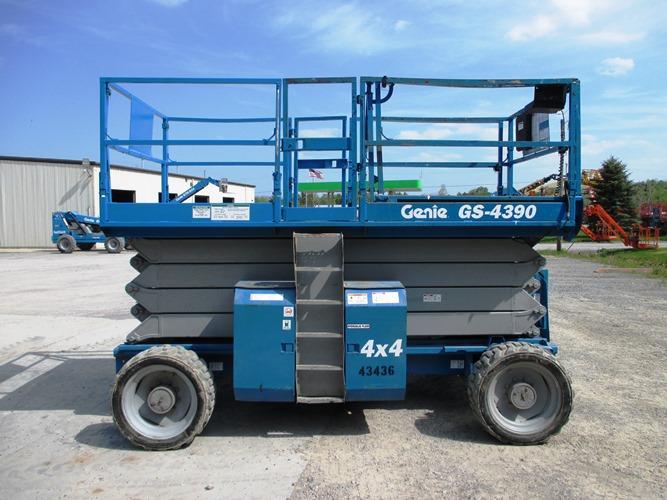 2006 GENIE GS4390 #GS9006-43436f