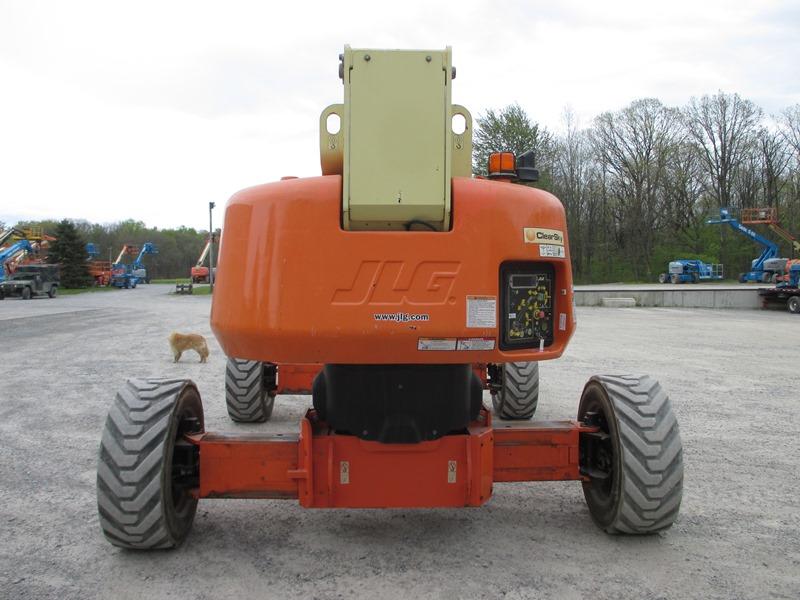 2011 JLG 1500SJ-5