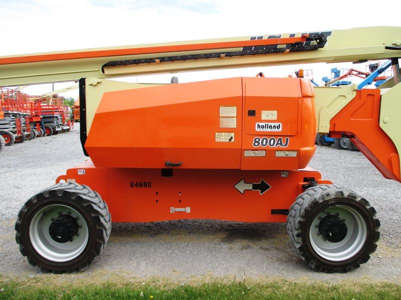 2014 JLG 800AJ-3