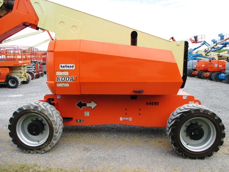 2014 JLG 800AJ-4