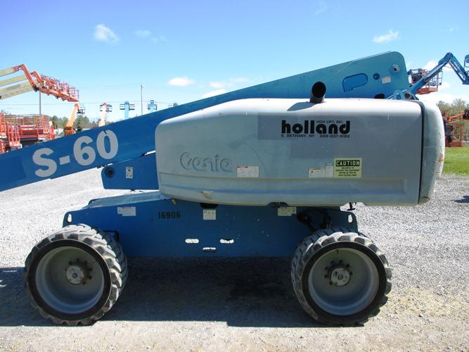 2007 Genie S60-4