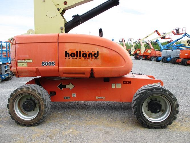 2008 JLG 800S-3