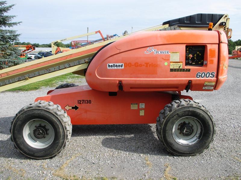 2007 JLG 600S-4