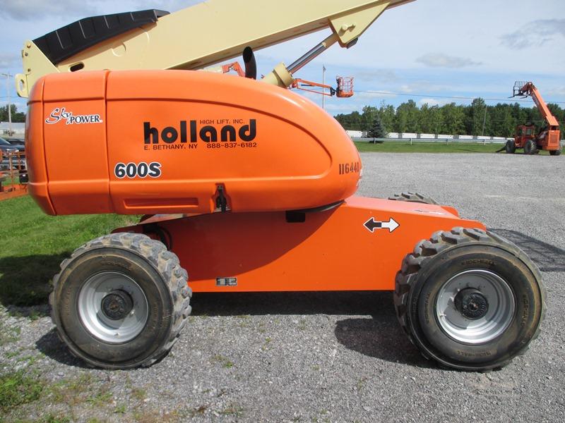 2007 JLG 600S-3