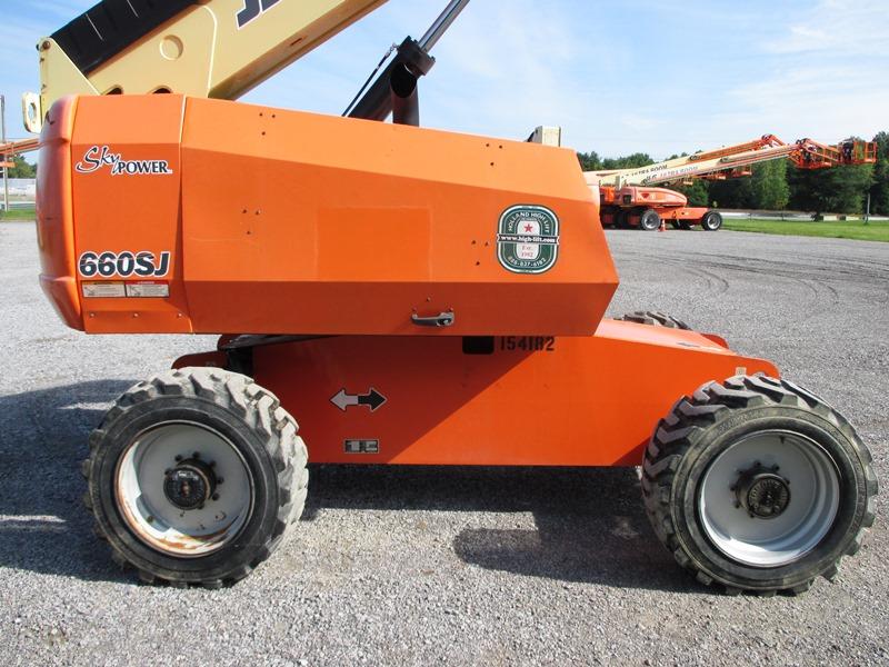 2012 JLG 660SJ-3
