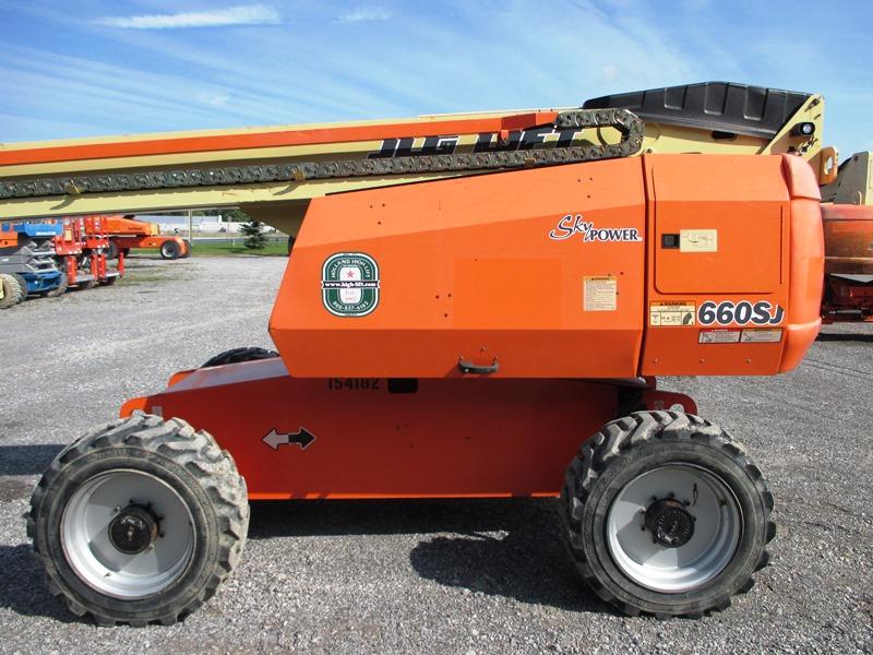 2012 JLG 660SJ-4