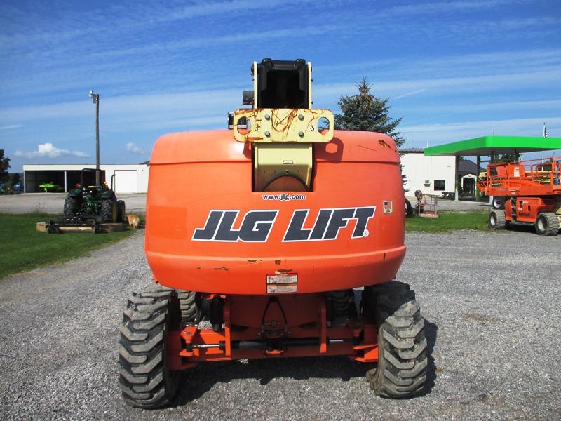 2012 JLG 660SJ-5