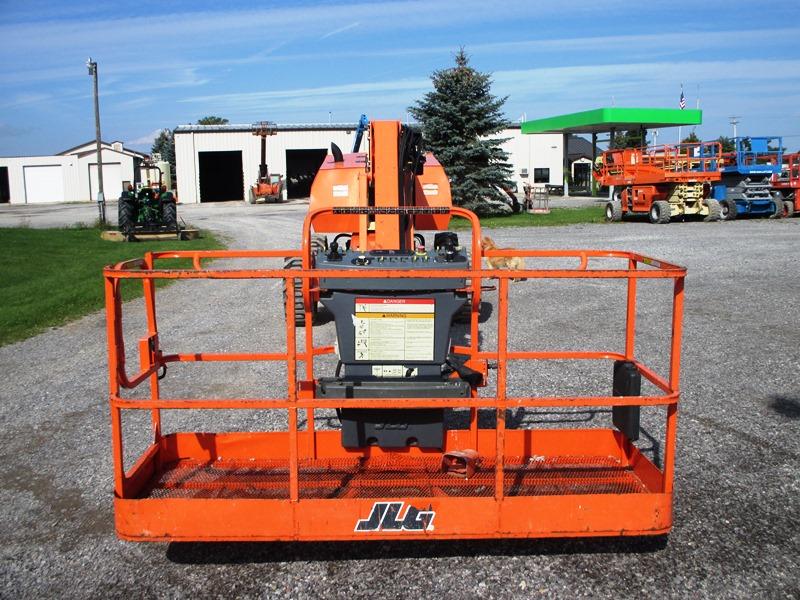2012 JLG 660SJ-7
