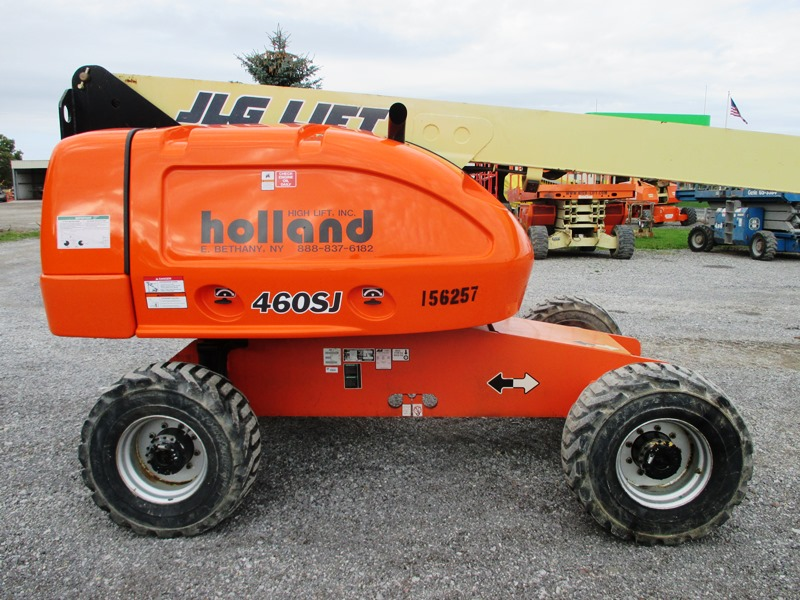 2012 JLG 460SJ-3
