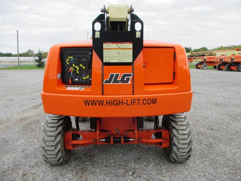 2012 JLG 460SJ-5