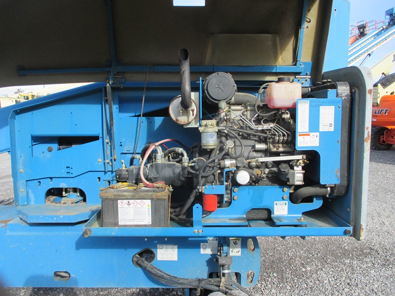 2007 Genie S40-11