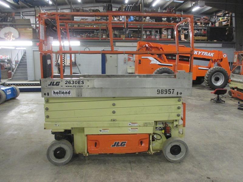 2011 JLG 2630ES-2