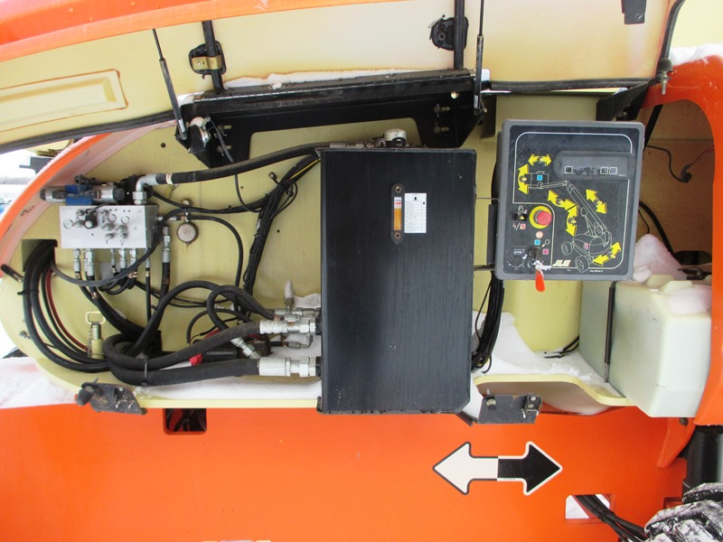 2010 JLG 860SJ-10