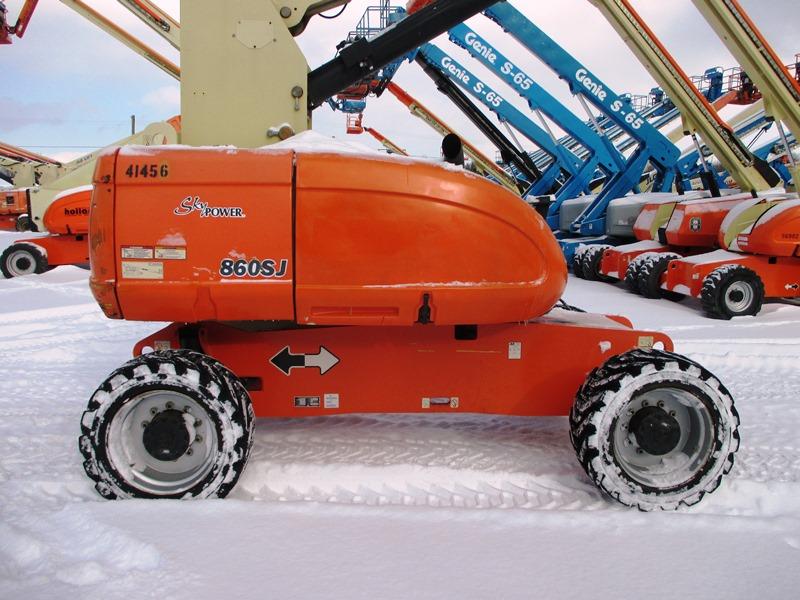 2010 JLG 860SJ-3