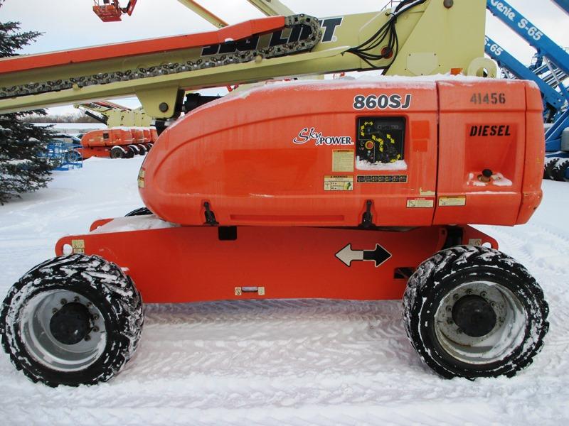 2010 JLG 860SJ-4