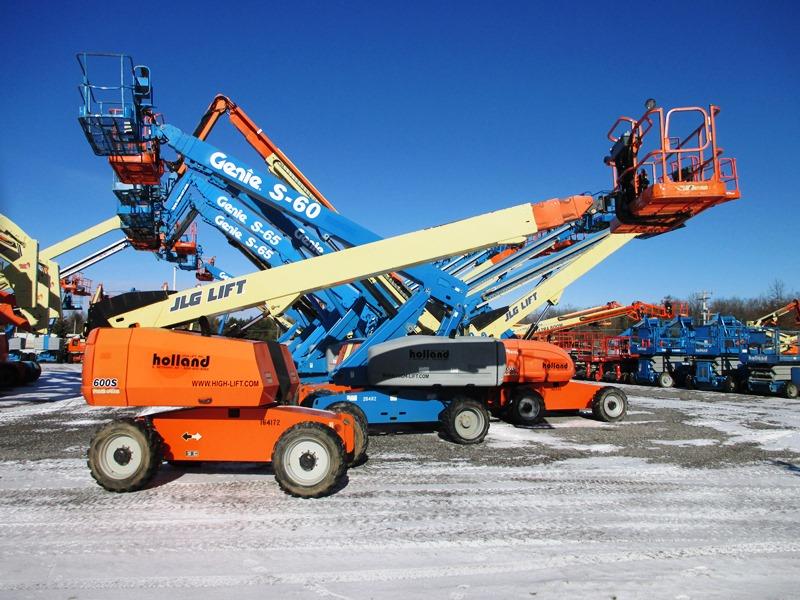 2012 JLG 600S-1
