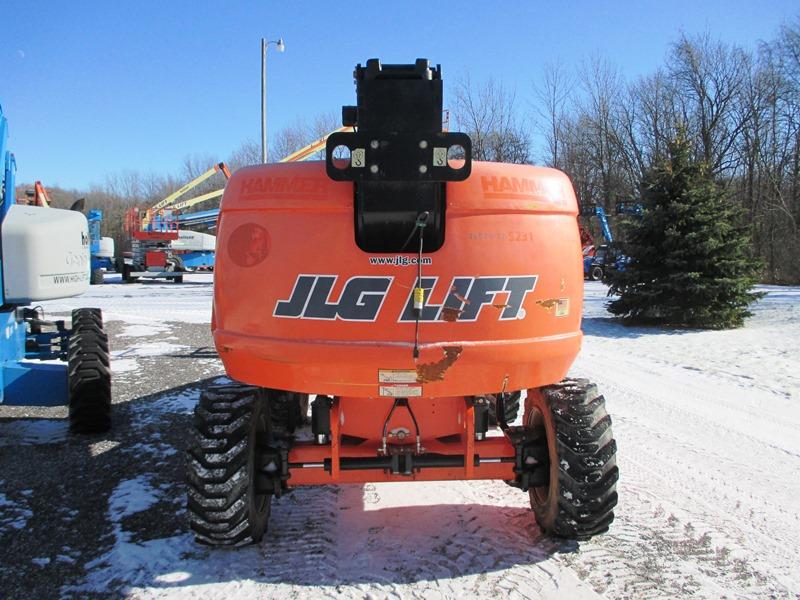 2012 JLG 600S-5