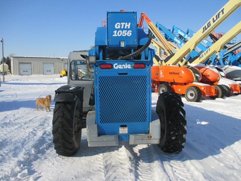 2013 Genie GTH1056-5