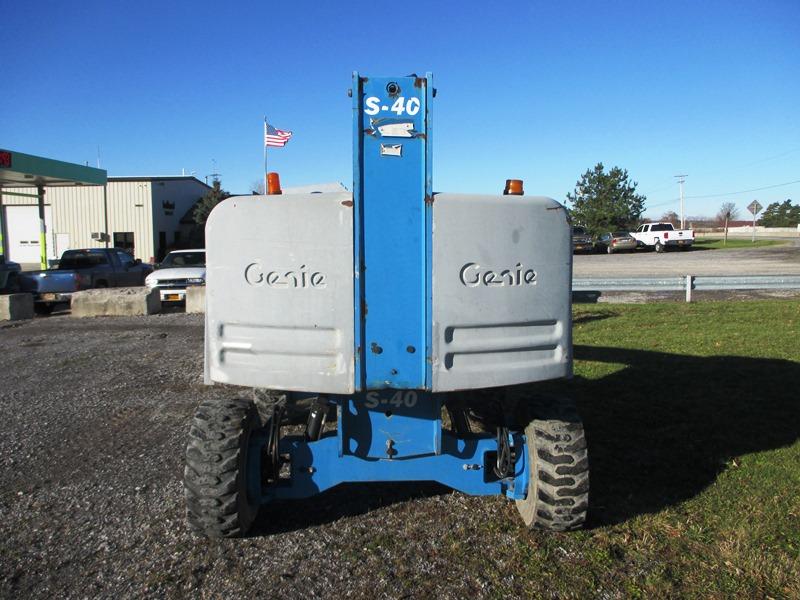 2007 Genie S40 4×4 OS-5